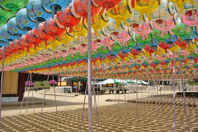 corée du sud korea songnisan beopjusa temple