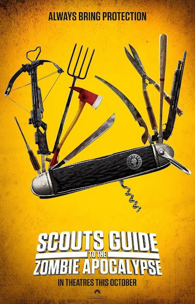 ตัวอย่างหนังใหม่ : Scout 's Guide to the Zombie Apocalypse - 3 (ลูก) เสือ ปะทะ ซอมบี้ (ซับไทย)  poster