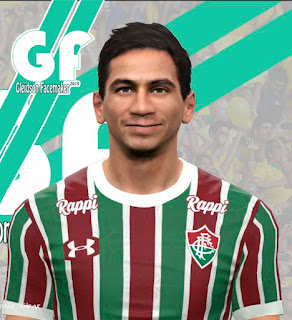 PES 2017 Faces Ganso by Gleidson