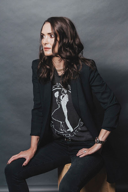 Winona Ryder – Photoshoot for The New York Times
