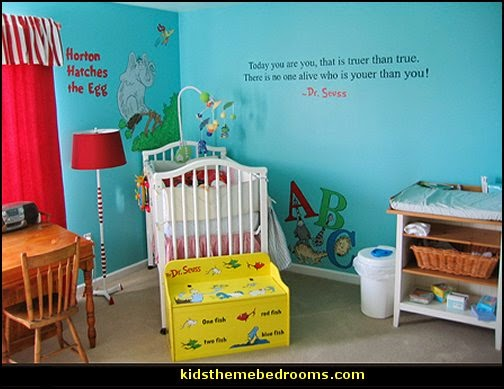 Decorating Theme Bedrooms Maries Manor Dr Seuss Bedroom Ideas