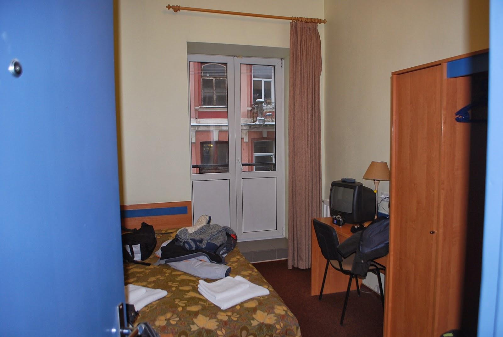 Комната в отеле Mikotel 2*