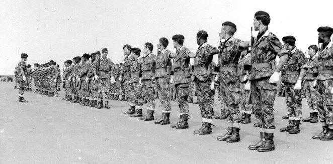 f5ed7767fa6dc Batalhão de Comandos da Guiné (BCmdsGuiné)  ◦ Companhias de Comandos  (CCmds)  3ª