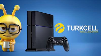 Turkcell Playstation Kampanyası