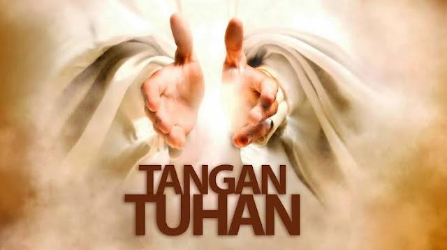 Peganglah Berkat Tuhan Dengan Tangan Terbuka