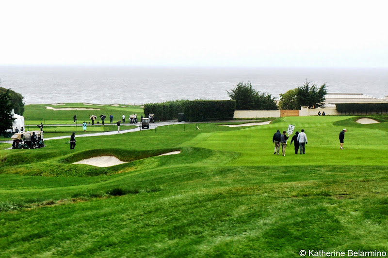 Pebble Beach Golf Links 17-Mile Drive Monterey Peninsula California