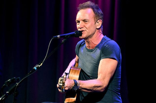 Video: Sting en el 'Bataclan' (Concierto Completo)
