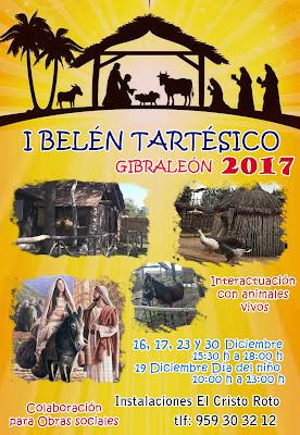 Belén Viviente 2017 - Gibraleón