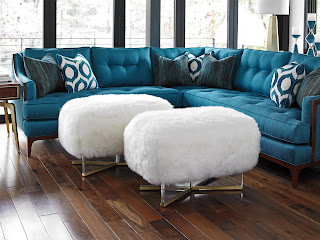 lexington sectional sofas take five collection baers