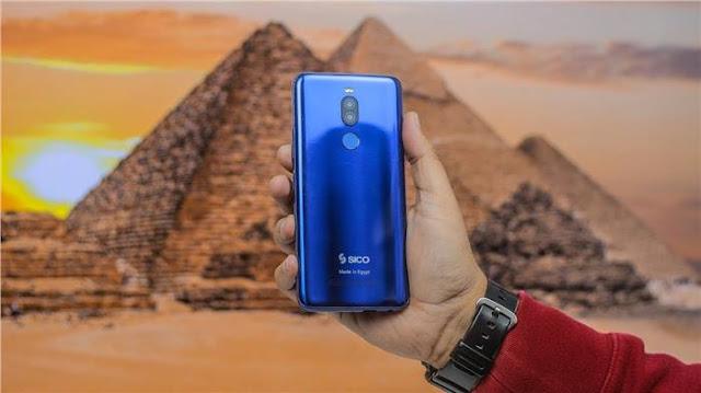 تعرض أول هاتف مصري للسرقة قبيل إطلاقه