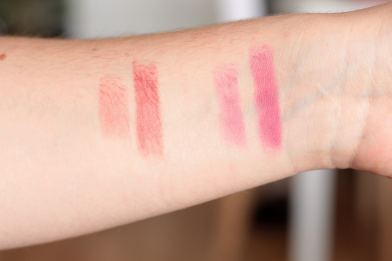 Blotted Lip Swatch | Colourpop