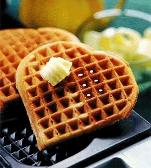 Honey Butter Waffles