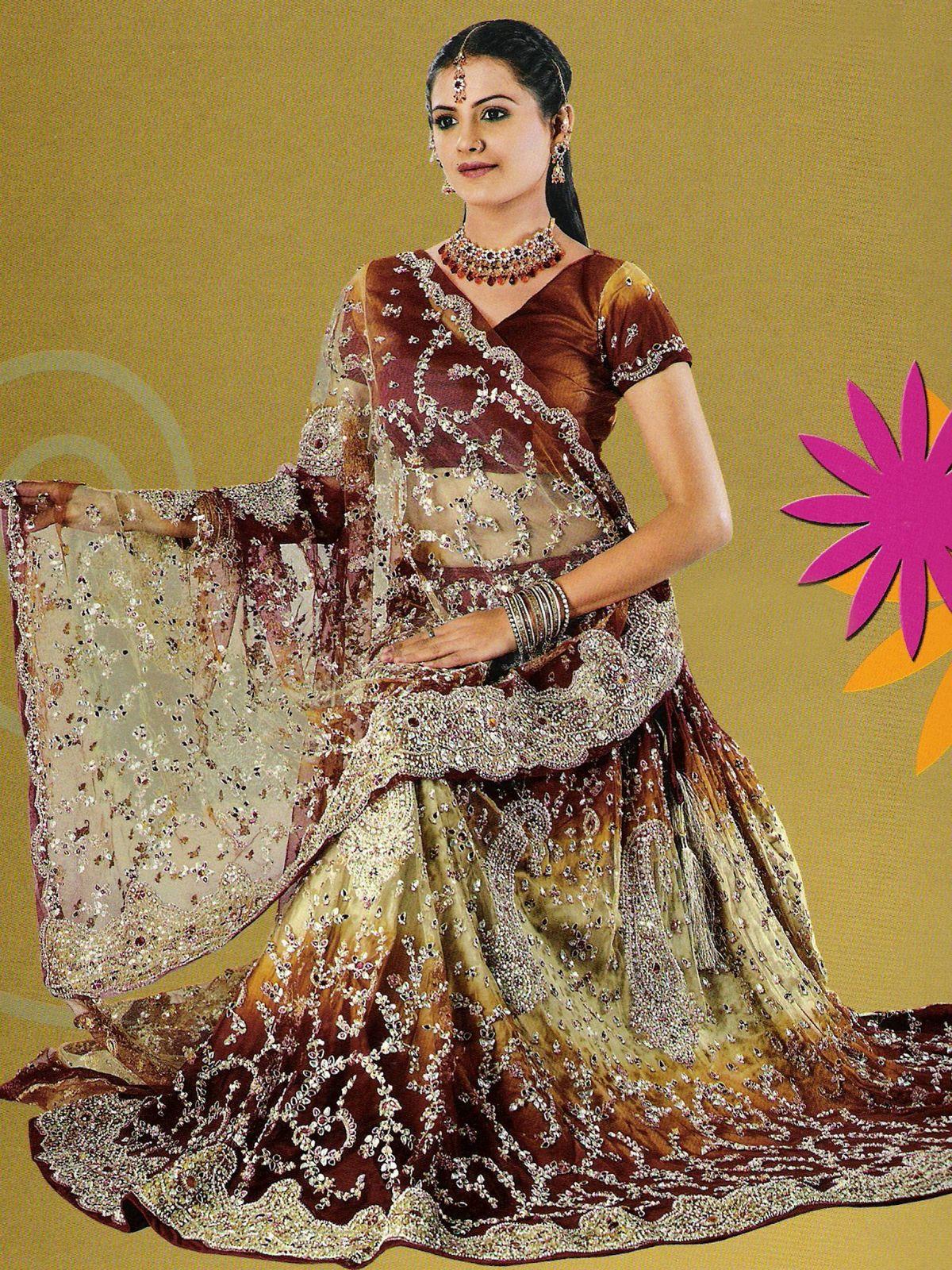 Latest Fashion: Bridal Lenghas-Bridal Lehenga Choli-Latest