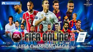 DLS Mod FIFA Online 3 v5.0.0 by Adhy Apk + Obb