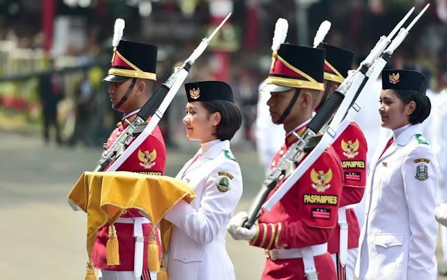 HUT RI 73 Tahun - Asian Games 2018 !
