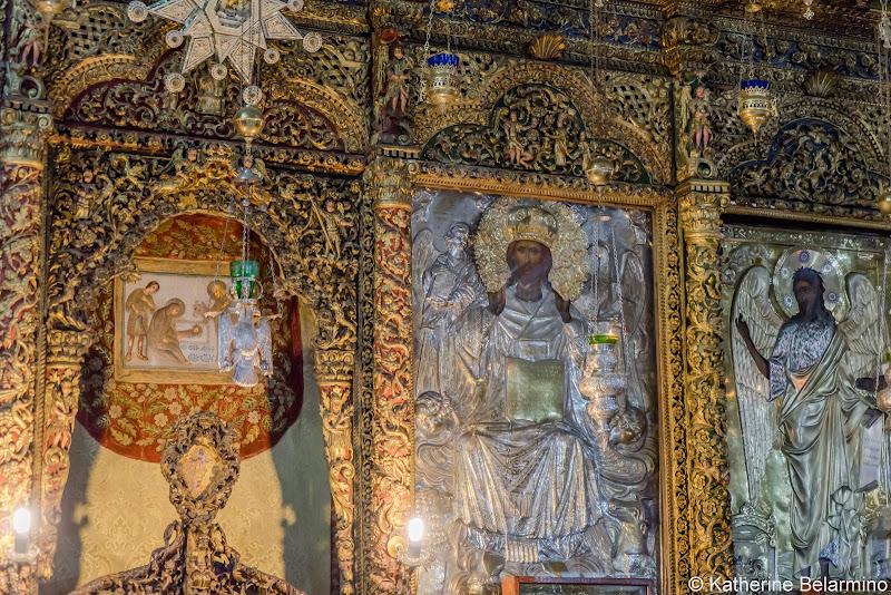 Church of the Nativity Icons Half-Day Tour of Bethlehem Jesus Birthplace