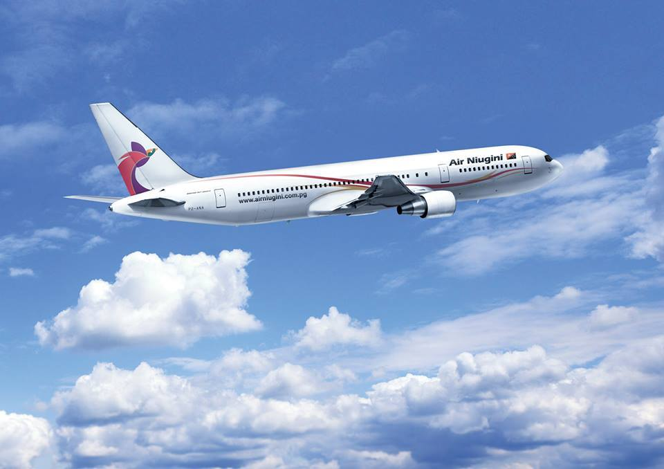 PNG Airline, Air Niugini to fly to China