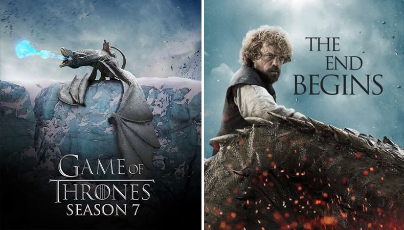 Game of Thrones S7 Pirated One Billion Times