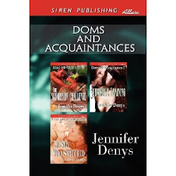 The entire Doms and Acquaintances series is now available to buy on Amazon