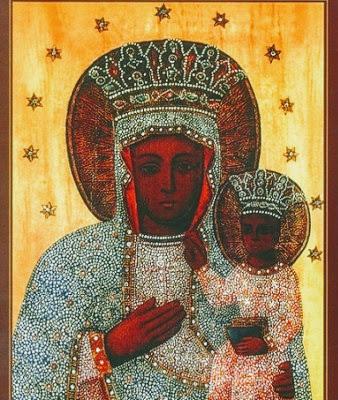 Образ Гошевской Божьей Матери