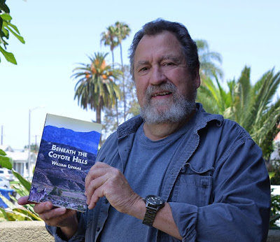 New Novel by William Luvaas - Beneath The Coyote Hills - focuses on that great question: What is the meaning of life?