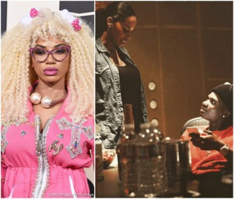 Dencia advises ladies as she shades Wizkid over his affair with his manager
