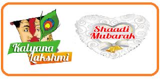 telangana Kalyana Laxmi Scheme/ Shaadi Mubarak Scheme
