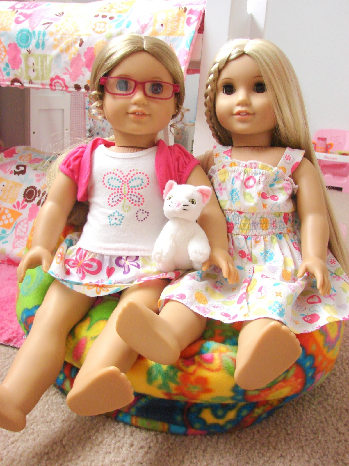 Remarkable American Girl Doll Play Product Review Ahhprods Lil Me Gmtry Best Dining Table And Chair Ideas Images Gmtryco