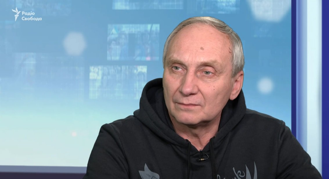 Известный украинский ученый-религиовед Игорь Козловский