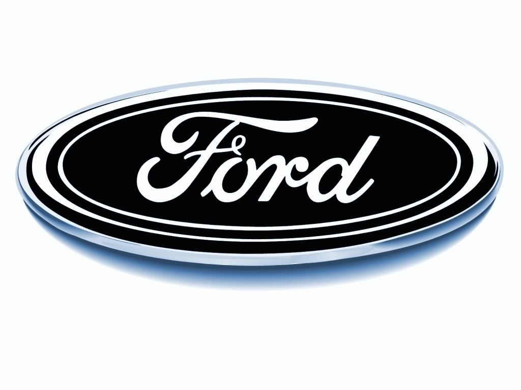 FORD : Ford Company Car Logo New & Old
