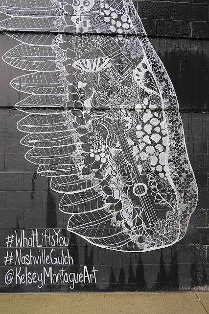 Street Art in Nashville - Tennessee