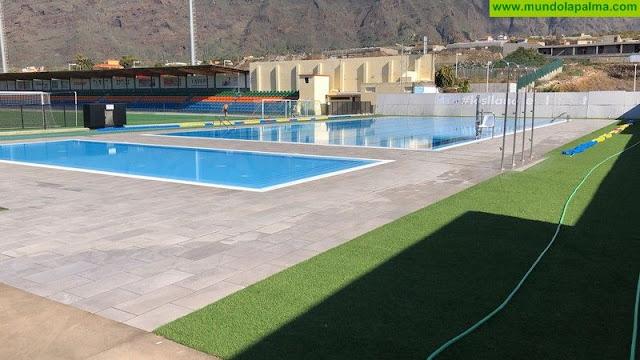 La piscina municipal de Los Llanos reabre sus puertas
