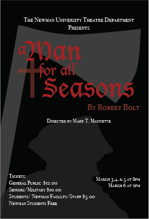 the resignation in the play a man for all seasons by robert bolt A man for all seasons (play, original) opened in new york city nov 22, 1961  and played through jun 1, 1963  presented by anta (robert whitehead,  managing director) produced by robert whitehead and roger  written by  robert bolt.