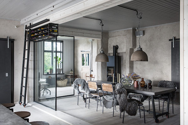 Photography: Johan Sellén, With Kind Permission. Styling Tina Hellberg.  Architect; Johan Israelson. Elle Decoration Sweden. Found On Ems Design Blog  With ...