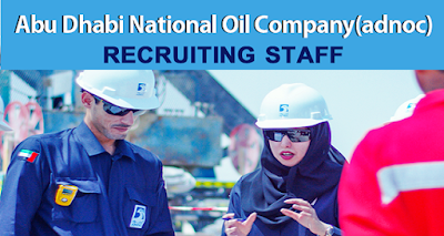 Job Vacancies In ADNOC UAE