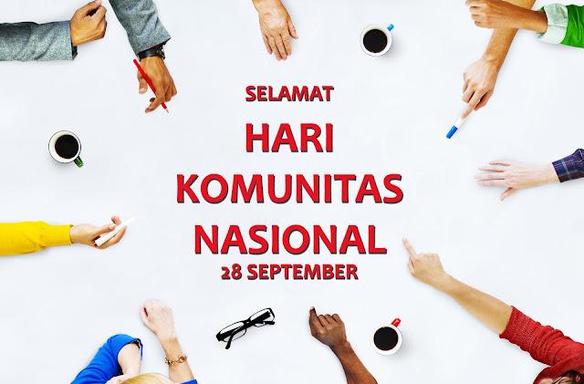 Hari Komunitas Nasional