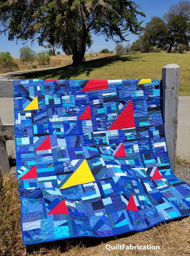 Regatta quilt