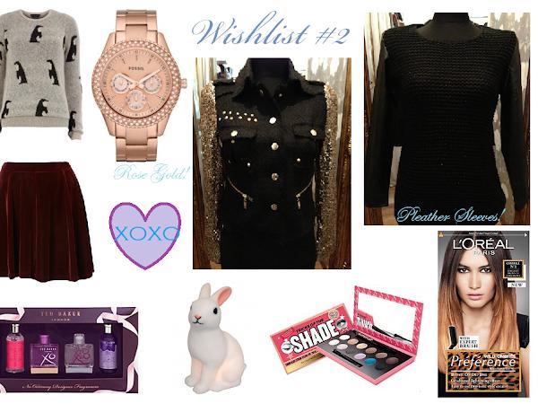 Wishlist #2