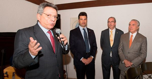 Detienen en Brasil a asesor de Temer y a dos exgobernadores