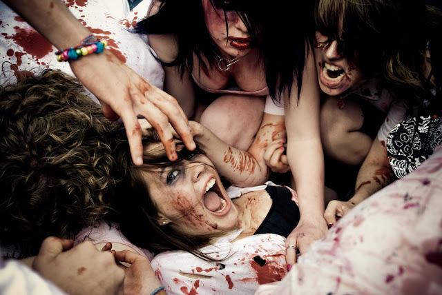 zombie sex orgy
