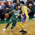 NBA: Celtics hilvanan su 10mo triunfo de la mano de Baynes