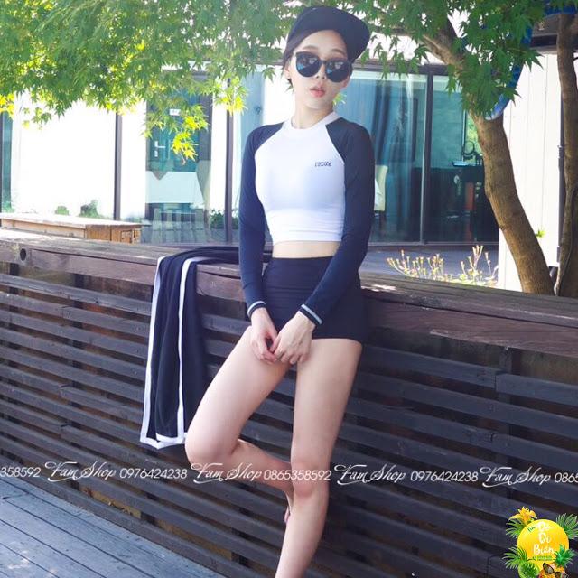 Cua hang ban bikini tai Dan Phuong