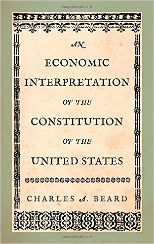 an analysis of an economic interpretation of the constitution of the united states of america