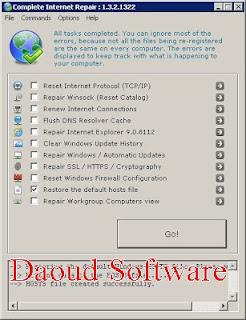 Free Download Complete Internet Repair 1 3 2 1322 Full