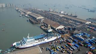 Gambar Tanjung Perak di Surabaya