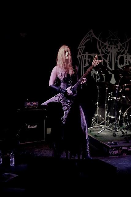 Ladies of Metal: Scythe (Darkestrah), Ladies of Metal, Scythe, Darkestrah