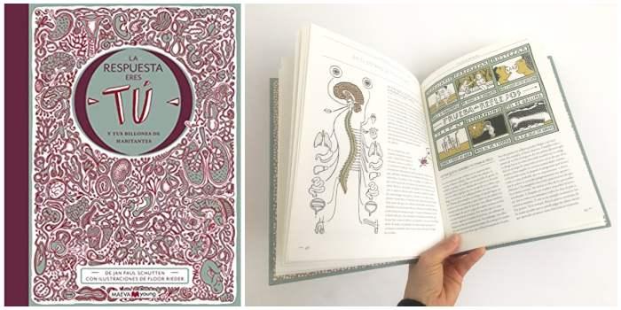 Libro informativo de conocimientos La respuesta eres tú