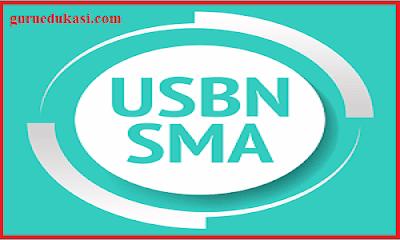 Soal USBN SMA 2019 KTSP/Kurikulum 2013 dan Kunci Jawaban (Latihan/Contoh)