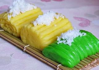 Makanan Singkong, Gethuk Lindri, Jajanan Singkong