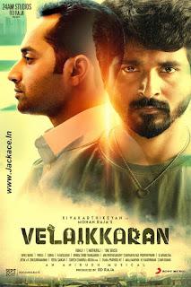 Velaikkaran First Look Poster
